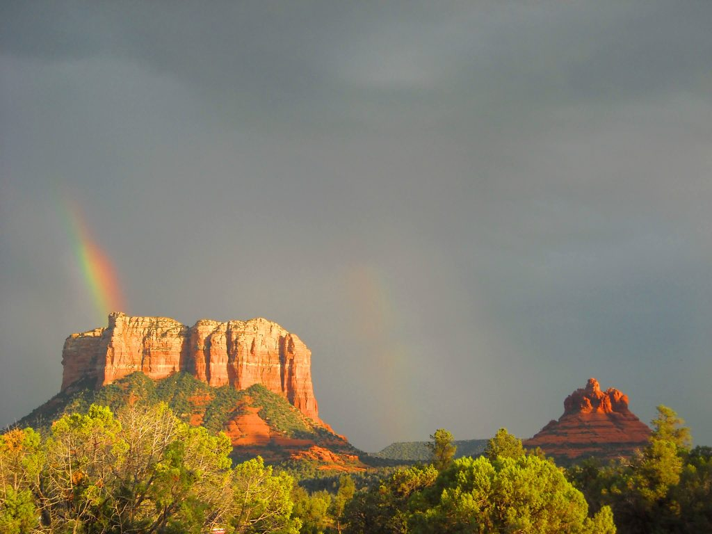 the spirit of sedona is calling you on the vortex
