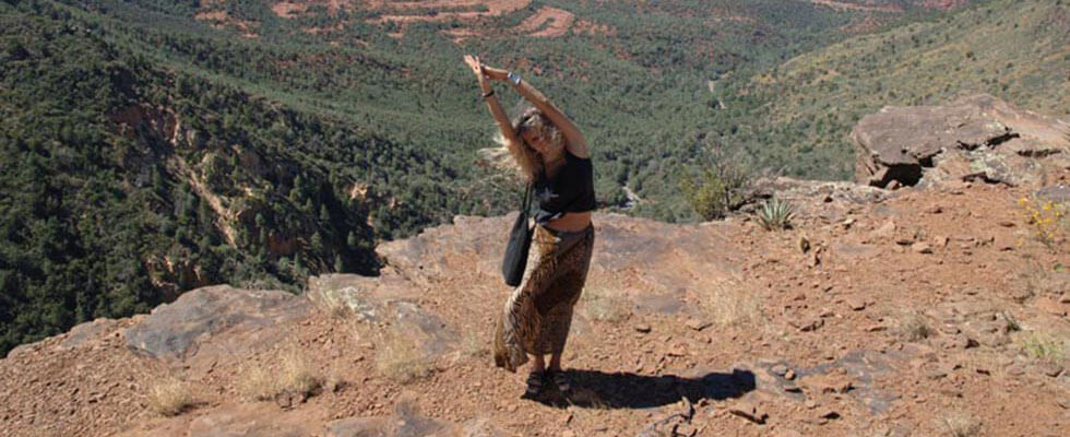Sedona Vortex Yoga Dvd